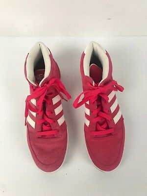 Adidas Girls Neo Label High Top Shoes Boots Size US 71/2