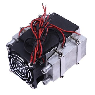 3X(240W 12V Semiconductor Refrigeration DIY Water Cooling Cooled Device Air K4B5