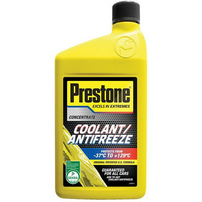 Prestone Concentrated Antifreeze Coolant Extended Life 1L