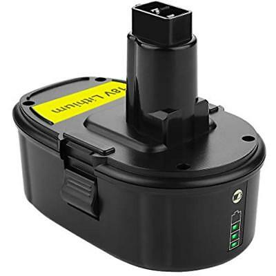 Battery Packs Replacement DC9096 5000mAh Lithium-ion 18 Volt Battery For Dewalt