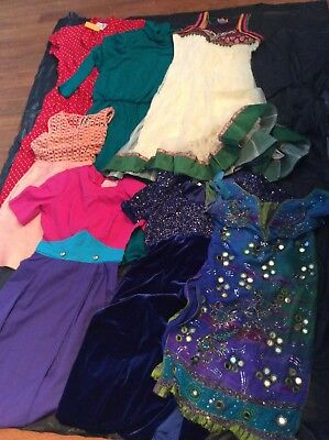 Womens Clothing Lot Vintage Vintage Modern Mix (50+ Pieces) Medium Large As Is