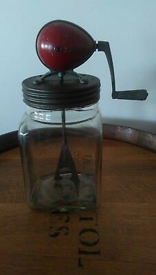 Antique Blow Butter Churn Vintage Collectible. Good Condition. Australiana.
