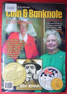 The Australian - Coin & Banknote Magazine - Coin Review - Vol 8, N 3, April 2005