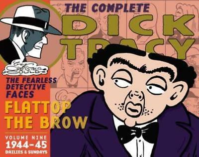 Complete Chester Gould's Dick Tracy, Volume 9: 1944-1945 by Chester Gould: New