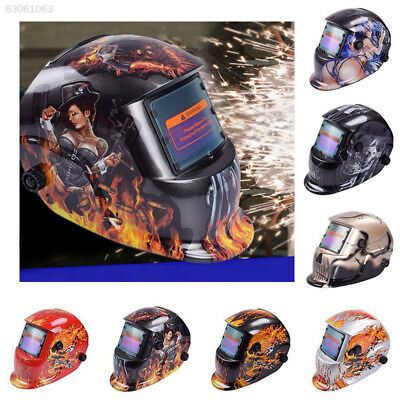 280A Multifunction Auto Darkening Welding Helmet Helmets Mask IR Protection 8Sty