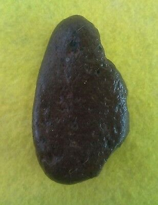 A personal figurine.Paleolithic.Suitable for palm rest.The Golan Heights. Israel