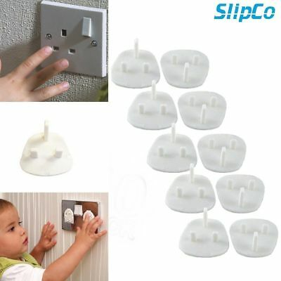 12 Child Proof Saftey Plug Wall Socket Cover Protector pack brand new