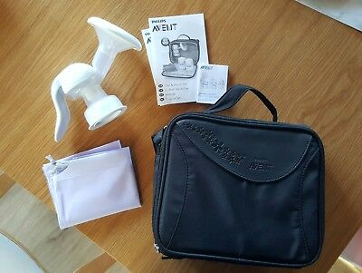 Philips Avent Manual Breast Pump Kit