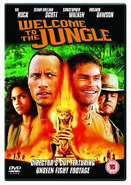 Welcome to the Jungle (DISC ONLY) DVD Action