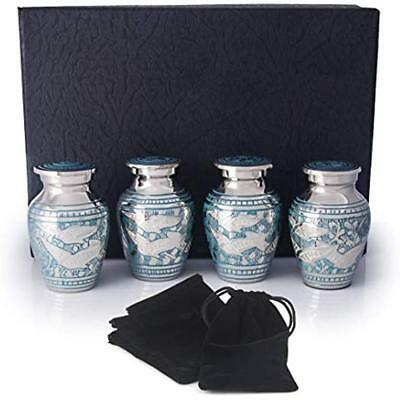 SMALL CREMATION URNS For Human Ashes By Adera Dreams Mini Keepsake Cool Small Decorative Urns