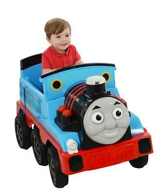 Thomas The Tank Engine Battery Powered 12V Electric Ride On Train