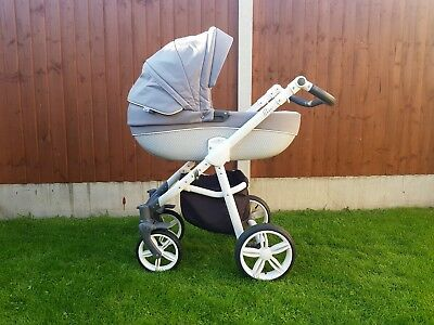 Baby pushchair 3 in 1 used