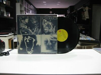 The Rolling Stones Lp U.s.a. Emotion Rescue 1980