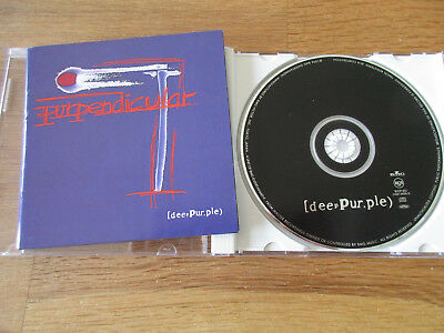 CD DEEP PURPLE - Purpendicular = 紫の証(あかし)(1996, Japan)