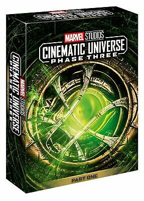 Marvel Studios Cinematic Universe: Phase Three - Part One (Collector's Edition