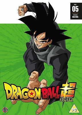 Dragon Ball Super: Part 5 (NTSC Version) [DVD]