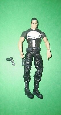 "Marvel Legends 6"" figure Nemesis seires Punisher loose excellent"
