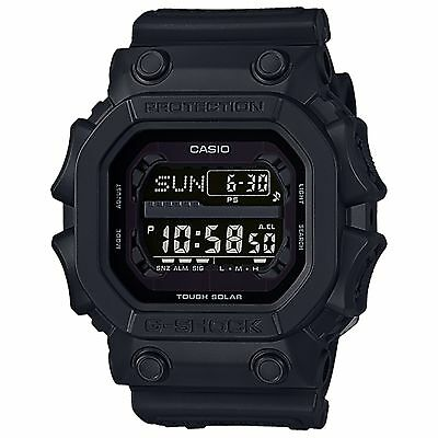 Casio G-Shock GX56BB-1DR Tough Solar Mud Resistant Black Out Men's Watch