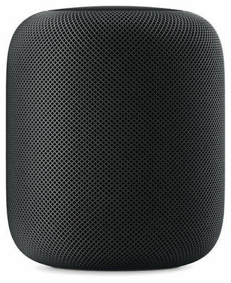 Apple HomePod Voice Assistant Smart Speaker Space Gray  Home Pod