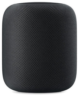 BRAND NEW SEALED Apple HomePod Voice Assistant Smart Speaker Space Gray Home Pod