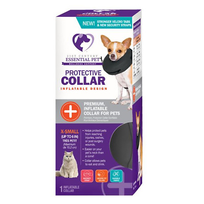 21st Century Essential Pet Protective Inflatable Collar X-Small