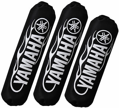 YAMAHA shock covers set 3 Raptor 700 600 4500 YFZ 450R 700R SE 90 50