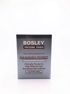 BOSLEY Hair Regrowth Treatment for Women (Two Month Supply)