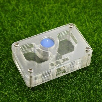 Mini Acrylic Ant Nest Starting Chamber Housing Ant Farm Formicarium *UK STOCK*