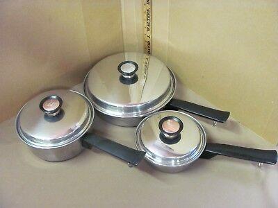 Duncan Hines by Regal Ware Cookware 6 Piece set