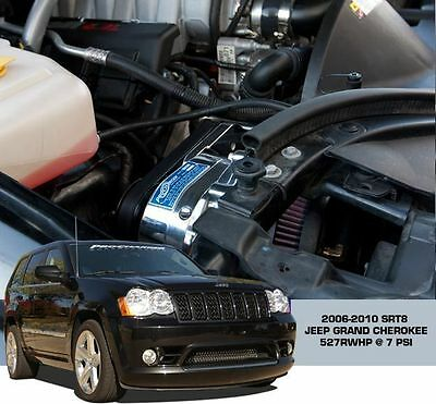 Jeep SRT8 P1SC1 Procharger Supercharger Sintonizzatore Ho con Intercooler Kit