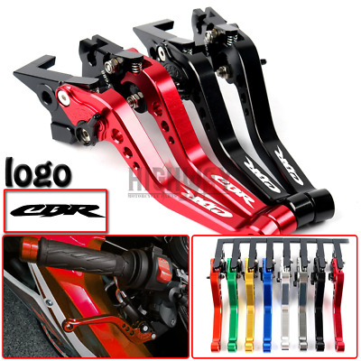 CNC Short Brake Clutch Levers For Honda CBR250R CBR600RR CBR1000RR CBR900/954RR