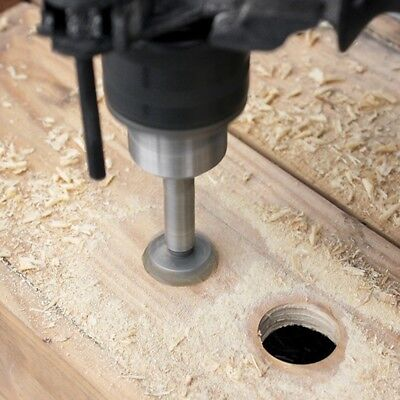 50mm-100mm Forstner Bit Woodworking Boring Wood Hole Saw Cutter Pounch Tool
