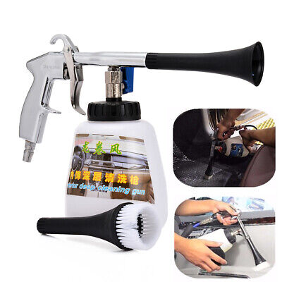 High Pressure Water Car Washer Cleaning Spray Gun Interior Exterior Cleaner Tool