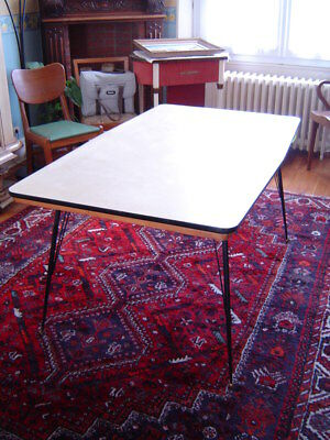 table formica 1950/1960 style MATEGOT