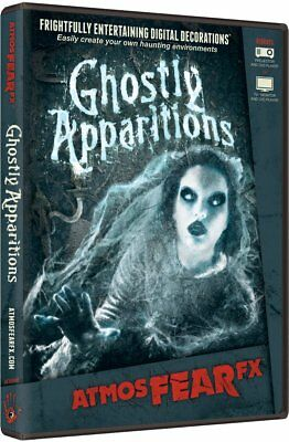 AtmosFX Ghostly Apparitions Digital Decorations
