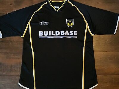 2005 2006 Oxford United Away Football Shirt Adults Large Jersey Maglia