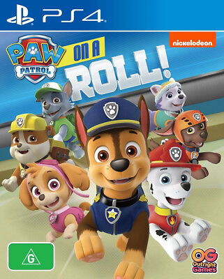 PREORDER - Paw Patrol: On A Roll  - PlayStation 4 game - BRAND NEW