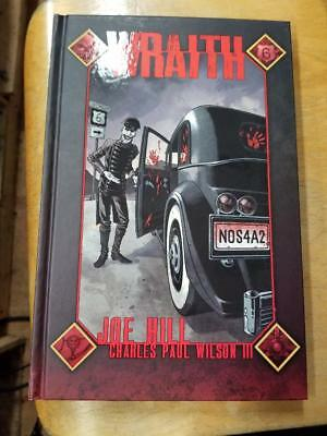 Wraith Joe Hill Hardcover Nos4A2 Idw Great Shape New $29.99 Msrp Graphic Novel