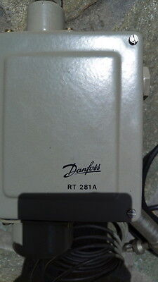 Danfoss RT 281a  liquid level switch,