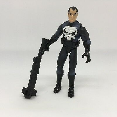 "Marvel Universe Legends PUNISHER Action Figure Series 1 3.75"" Loose"