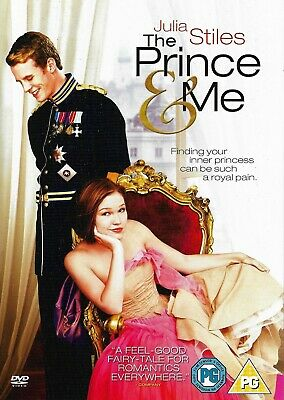 The Prince and Me (DISC ONLY) DVD Comedy