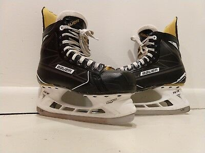 Bauer Supreme S170 Hockey Skates, Size 5.5 D, Very Good Condition