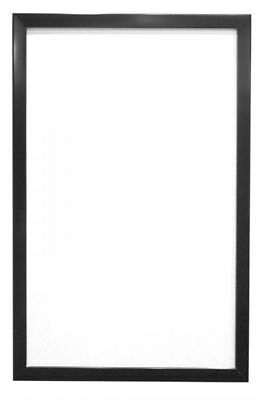 "MDI Worldwide PosterGrip 41"" x 55"" Insert Outdoor  Frame, Black New 840BKB"