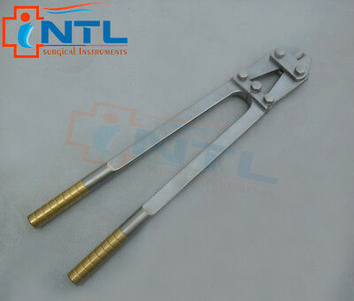 T-C Wire PIN and ROD Cutter 18'' Orthopedic Surgical Instruments