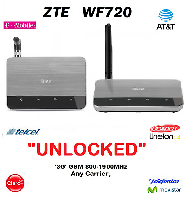 """AT&T Wireless Home Phone WF720  """"UNLOCKED"""""""