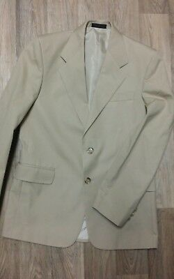 Fine Tailored Clothing Europa Collection Diffusion Sport Coat Jacket 16R (A1)