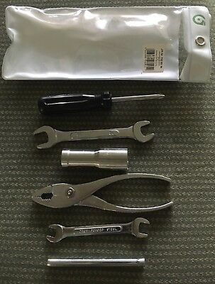 Motorcycle Under Seat Tool Kit