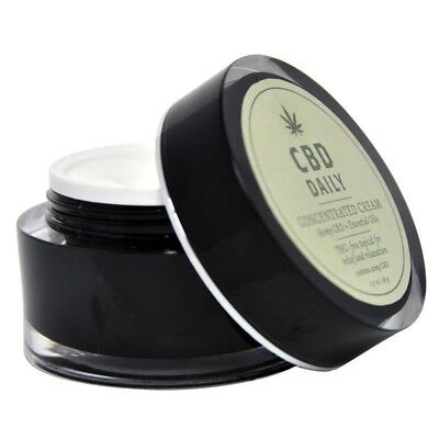 NEW - Earthly Body Daily Intensive Cream - 1.7oz