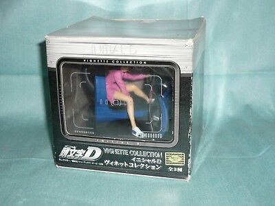INITIAL D VIGNETTE COLLECTION SIL-EIGHTY MAKO Figure