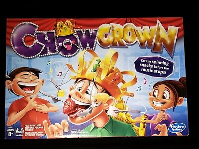 Hasbro - Chow Crown Game**New In Box**